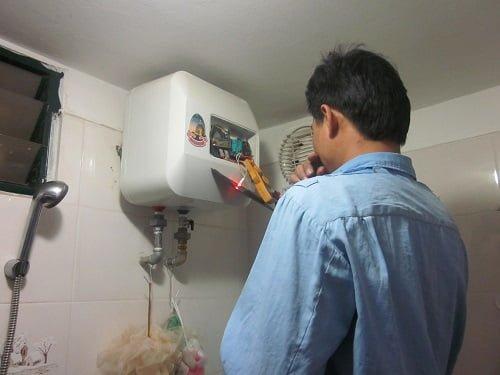 Sửa máy nóng lạnh giá rẻ