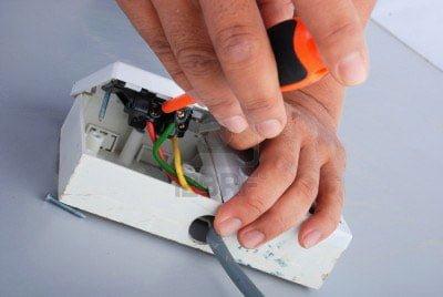 Dịch vụ sửa chữa điện nước xí nghiệp