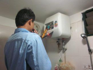Sửa máy nước nóng tại TPHCM