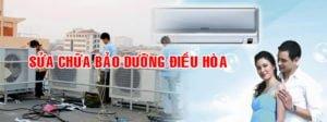 Bảo trì và sửa chữa máy lạnh tphcm