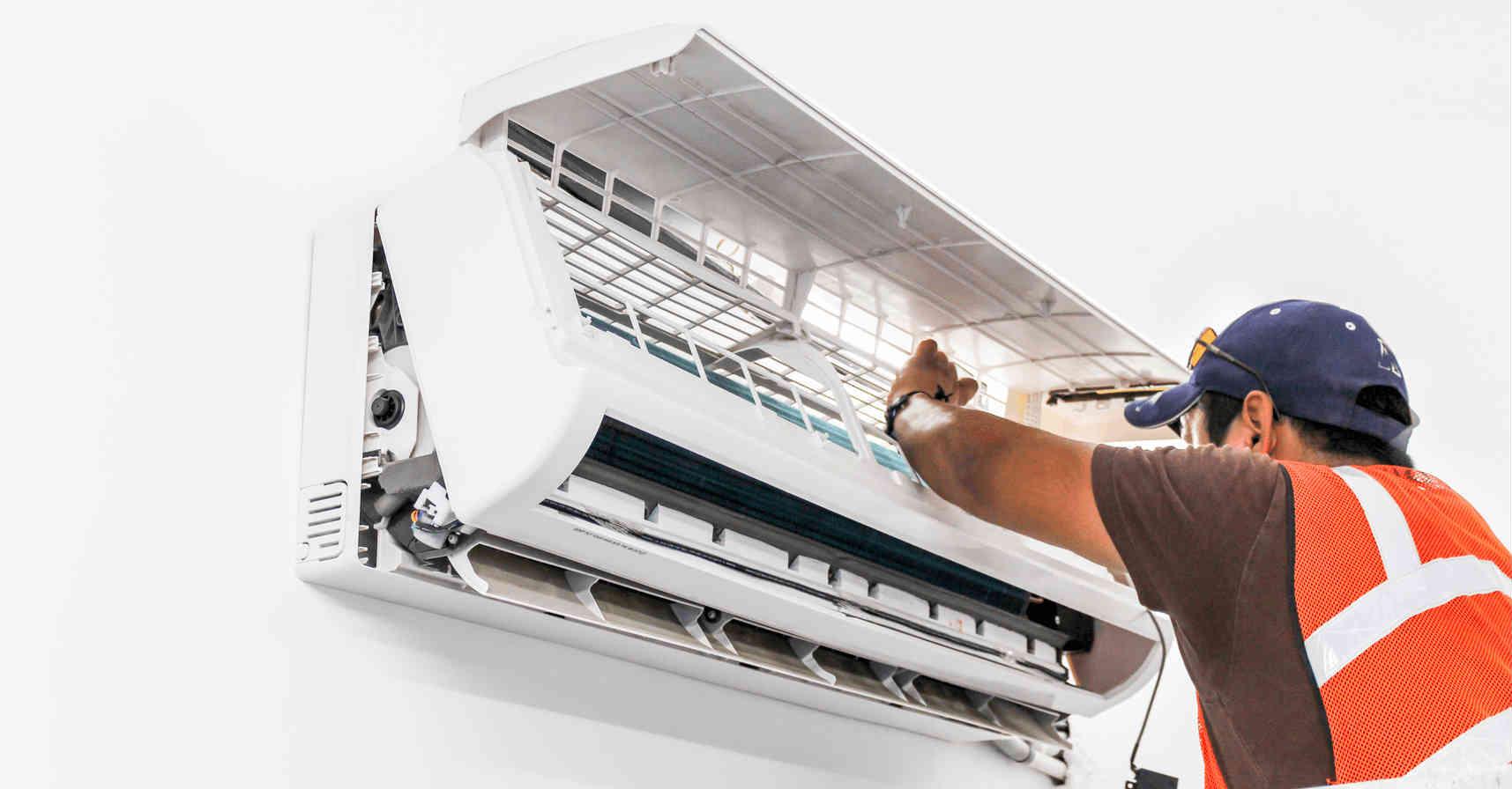 Tháo lắp và di dời máy lạnh - Điện Nước Hưng Thịnh