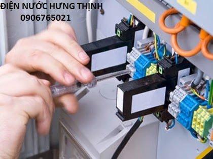 Thợ sửa điện nước tại quận Thủ Đức