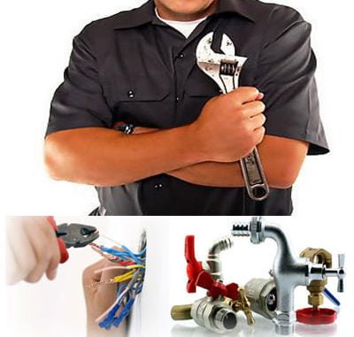 Thợ sửa điện nước tại quận 2