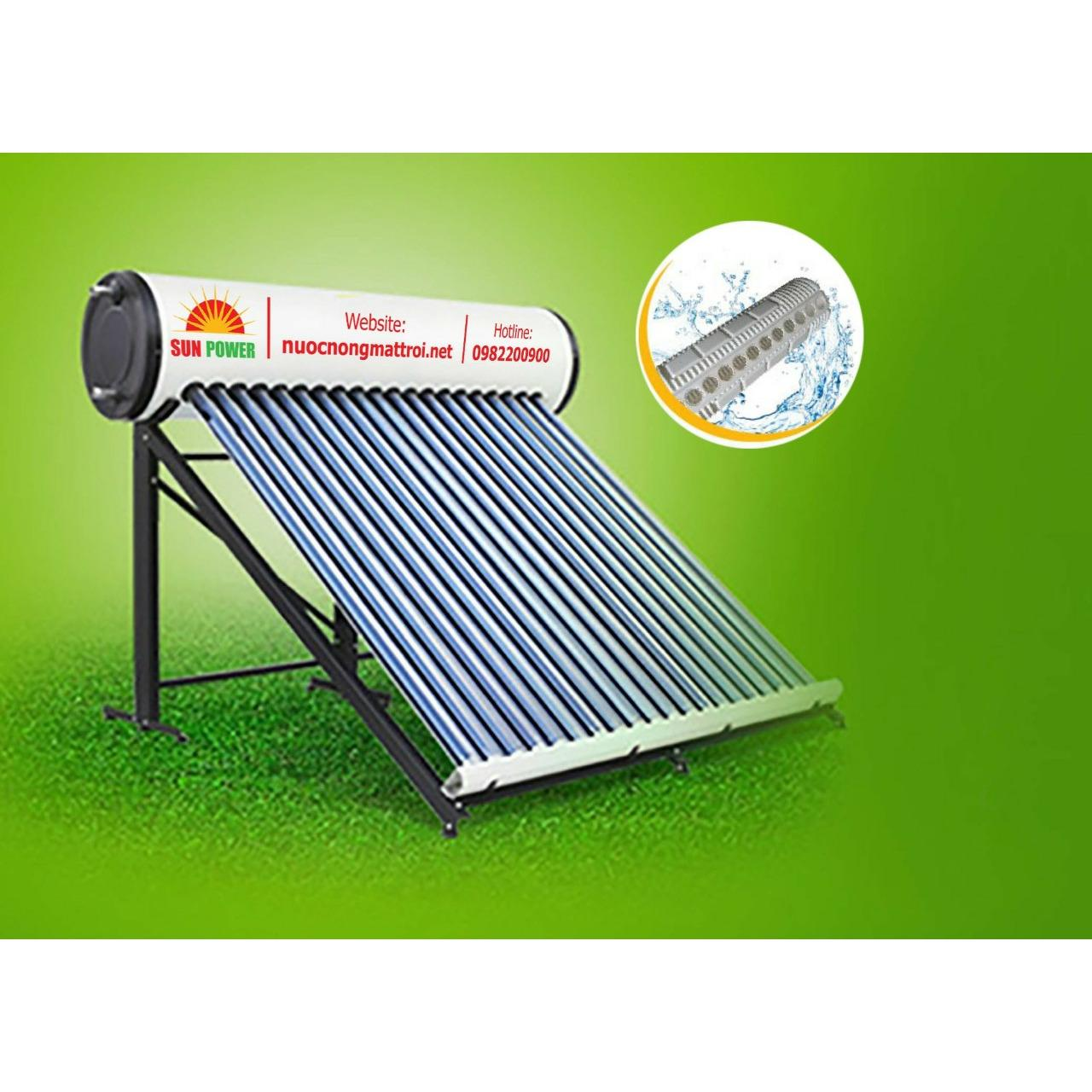 Máy nước nóng năng lượng mặt trời SunPower