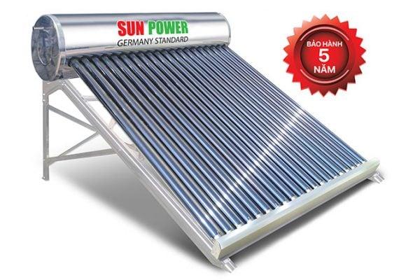 Máy nước nóng năng lượng mặt trời ECO 330 lít