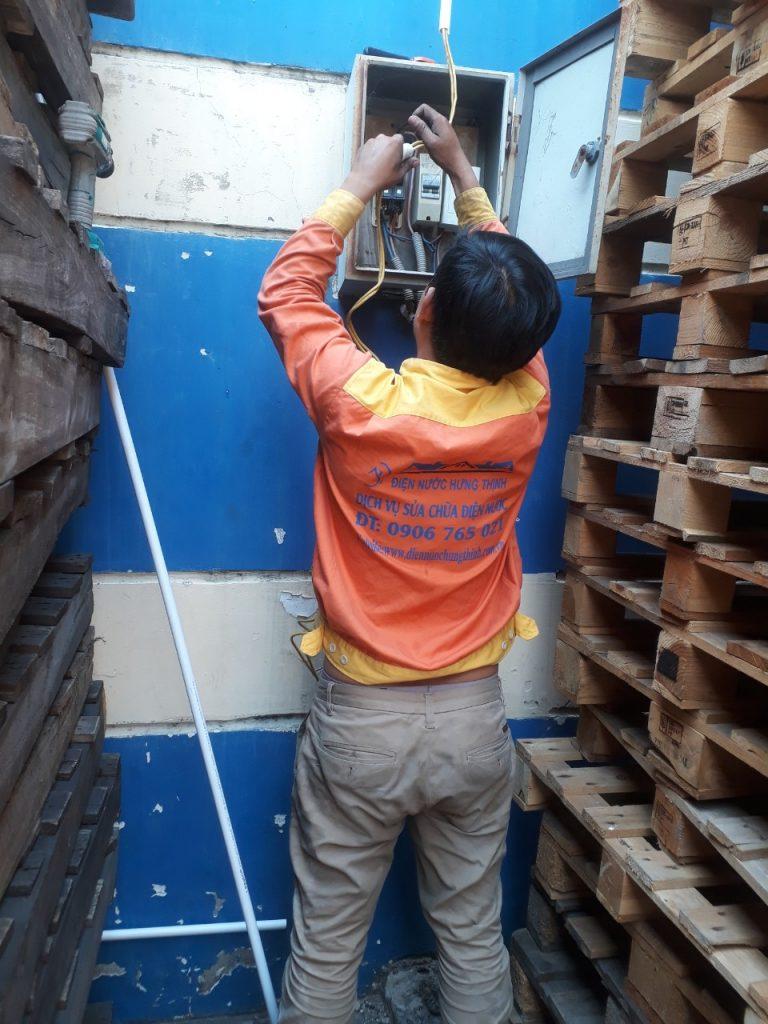 Thợ sửa điện nước tại Biên Hòa