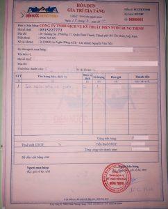 hóa đơn VAT Hưng Thịnh
