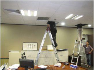 Thợ lắp đặt sửa bóng đèn giá tốt tại tphcm