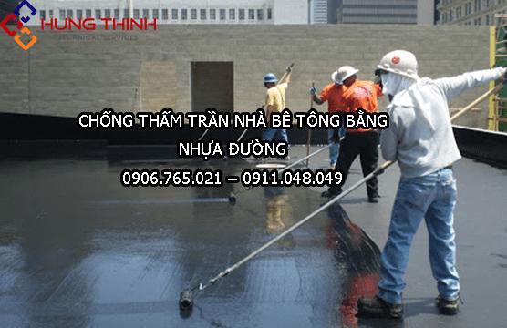 cach-chong-tham-tran-nha-be-tong-bang-nhua-duong