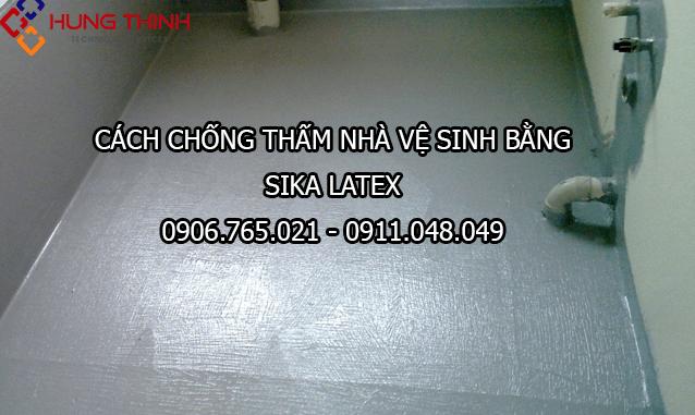 cach-chong-tham-nha-ve-sinh-bang-sika-latex